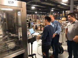 Machines d'installation après-vente