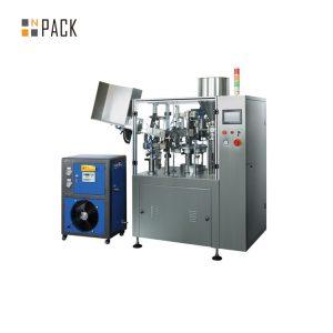 Machine de cachetage de remplissage de tube médical et pharmaceutique ultrasonique automatique