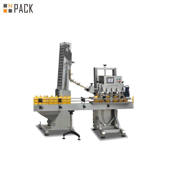 Machine de capsulage de broche automatique
