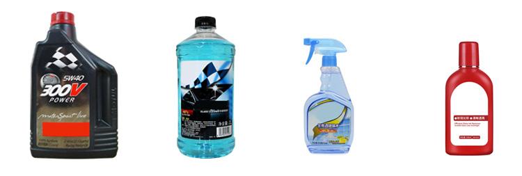 Machine de remplissage automatique d'huile de lubrification / huile pour engrenages de 5 litres