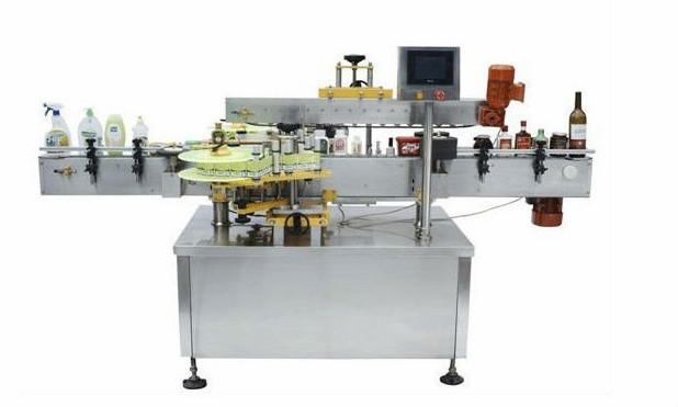 Machine à étiquettes / Laber entièrement automatique de colle humide
