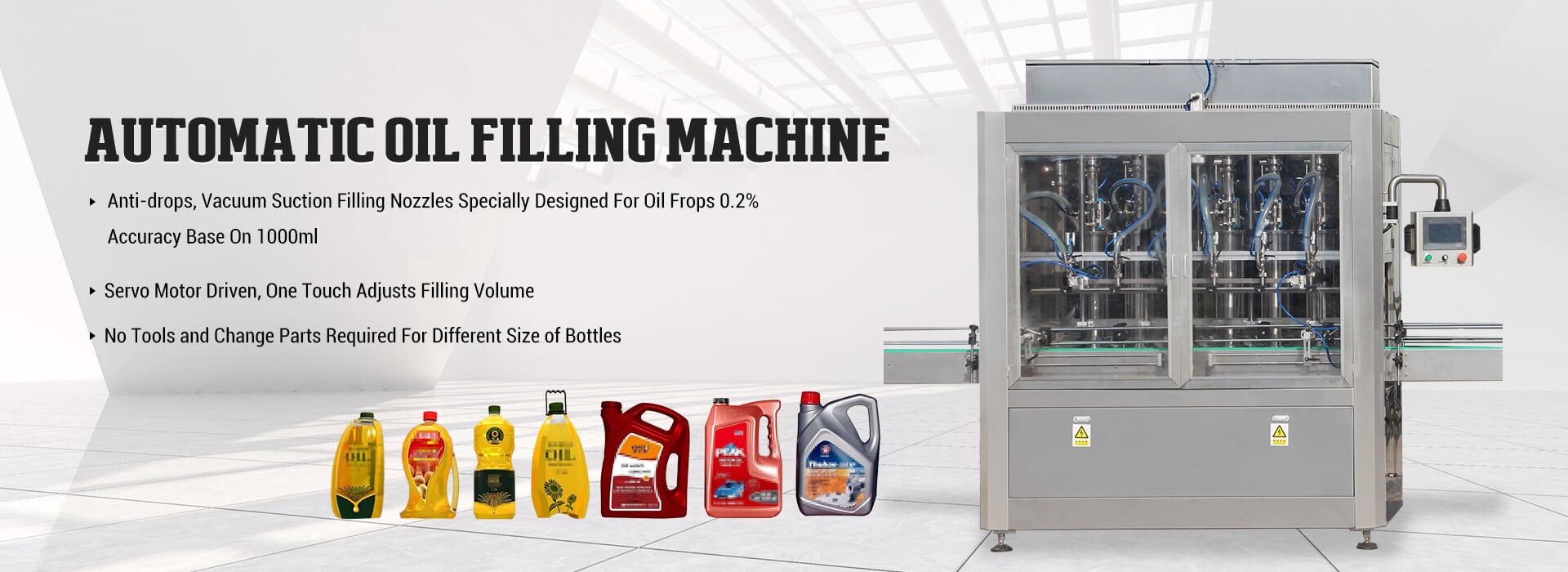 Machine de remplissage