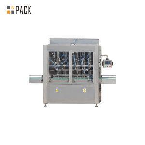 Machine de remplissage automatique à piston droit linéaire pour huile essentielle