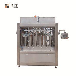 Machine de remplissage d'huile de palme de vente chaude