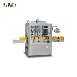 Machine de remplissage automatique de pâte pour huile de cuisson, sauce