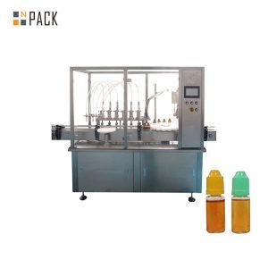 Machine de remplissage liquide de pompe péristaltique pour petite bouteille de flacon