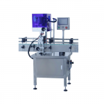 Fabricant de machine de capsulage automatique à 4 roues