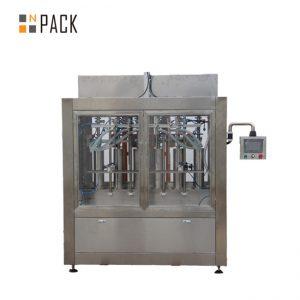 machine de remplissage liquide chimique d'usine