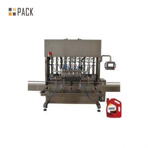 Équipement de mise en bouteille liquide automatique machine de remplissage d'alcool médical 50 ml