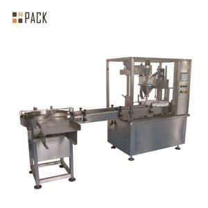 Machine de remplissage et de bouchage de flacons de 2 oz pour machine de remplissage