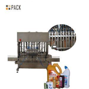 Machine de remplissage liquide automatique de bouteille pour le remplissage de bouteille de goutte oculaire