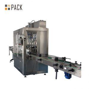 Machine de remplissage d'engrais liquide d'acide humique de certificat d'OIN de la CE de GMP