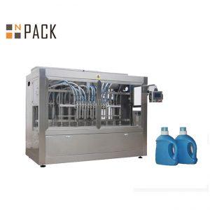 machine de remplissage liquide corrosive acide d'agent de blanchiment