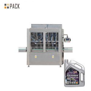 5-5000 ml Machine de remplissage de pâte de remplissage de miel à piston pneumatique à tête unique pour bouteille liquide