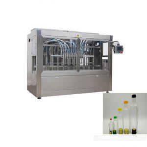 machine de remplissage automatique de sauce de confiture de fraise de bouteille en verre