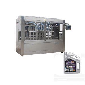 Machine de remplissage d'huile moteur automatique pour bouteille en plastique