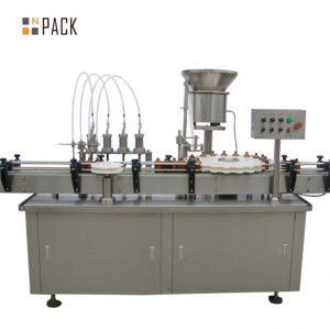 Machine de remplissage d'alcool éthylique 2 oz