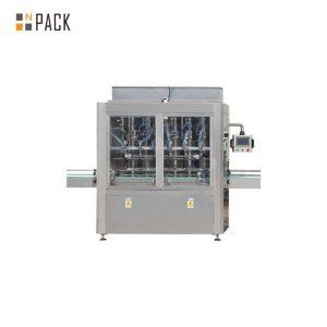 Machines de remplissage d'huile de cuisson de haute qualité Machine de capsulage de remplissage de bouteilles d'huile végétale