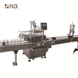 Machine de remplissage de vinaigre de sauce de soja, machine de remplissage d'huile végétale, machine à sauce