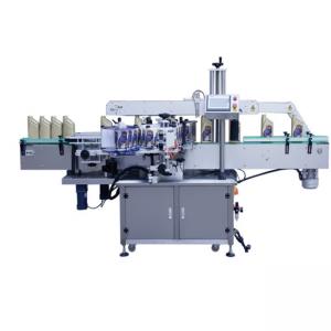 Machine à étiquettes adhésive automatique d'autocollant de petite bouteille, machine à étiquettes adhésive de bouteille automatique